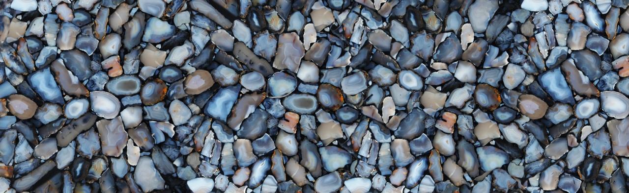 Agate Black 2 cm
