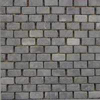 """Blue-Grey Mini Bricks 1"""" x 2"""""""