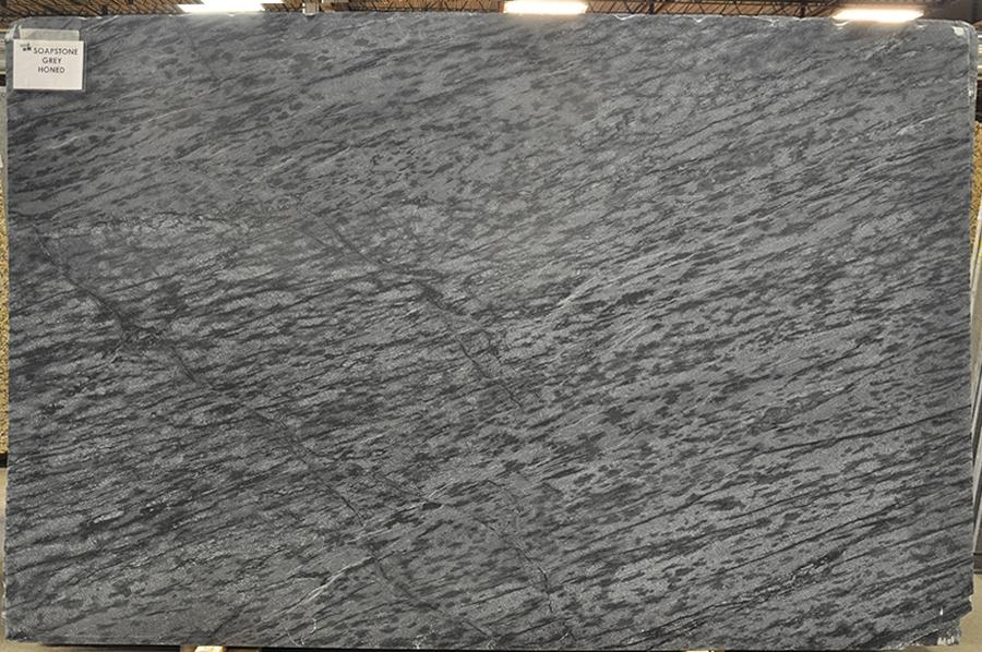 Grey Soapstone 3 cm lot (10)