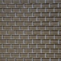"Mini-Bricks Taupe 1/2""x1 1/4"""