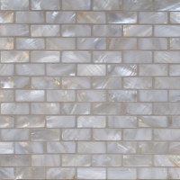 Mother of Pearl Brick Pattern