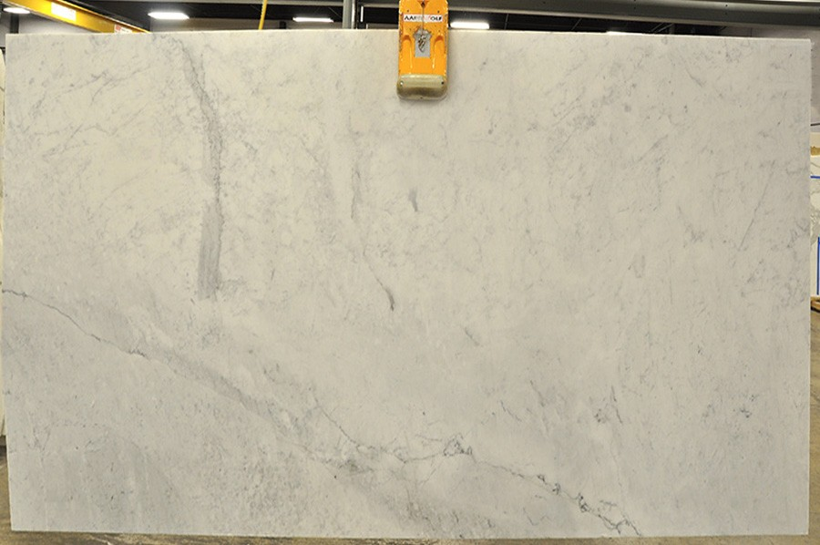 "White Carrara ""C"" 3 cm lot (9)"